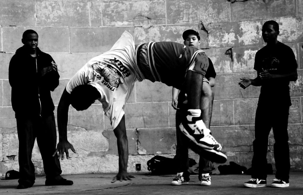 Break Dance BW | and again in Black and white.... | Abdul ...