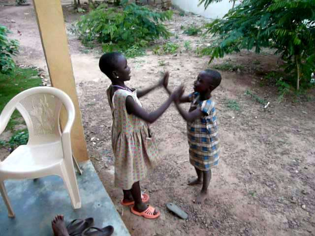 African Hand Clapping Games