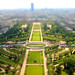 Tilt-Shift Parc du Champ de Mars