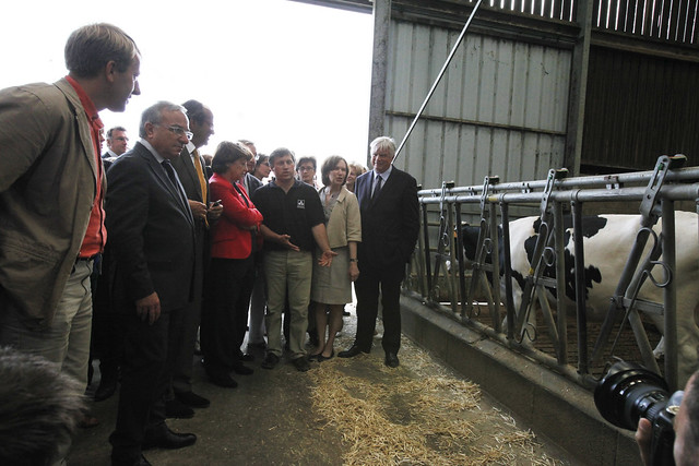 Rencontres agriculteurs