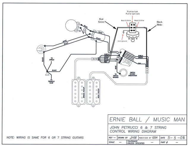 ernie ball wiring diagram iaoo rennsteigmesse de \u2022ernie ball wiring diagram images gallery