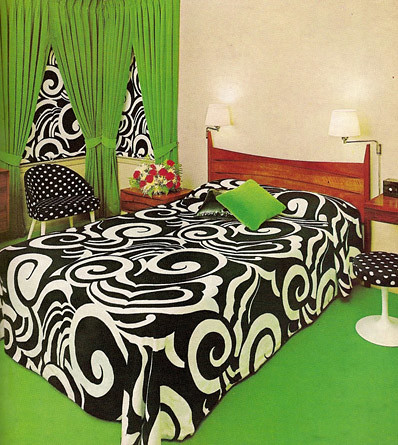 Green And Black And White Bedroom Flickr Photo Sharing