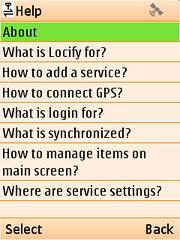 locify help