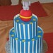 Two Tier Circus Cake