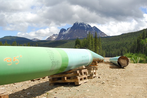 Canada OIL Pipeline - find the worst possible place to build it | by rblood