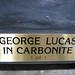 George Lucas in Carbonite