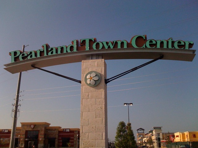 Pearland Town Center | Pearland's new outdoor shopping ...
