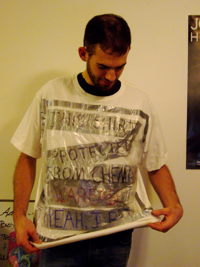 Duct Tape Shirt Designs