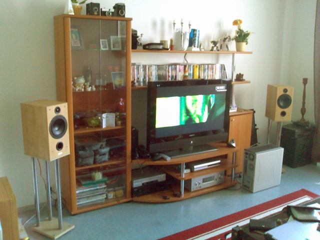 Living Room Speaker Sytem