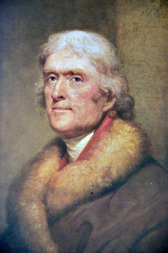 Biography of Thomas Jefferson (Third President 1801-1809) | by Tony Fischer Photography