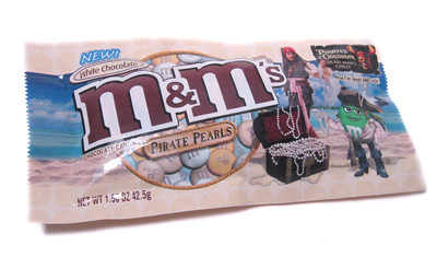 M&Ms Pirate Pearls Package | by princess_of_llyr