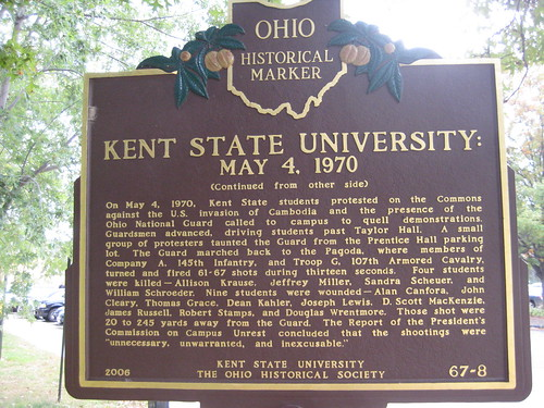 Kent State University Shooting 2 | by Sheehan Family