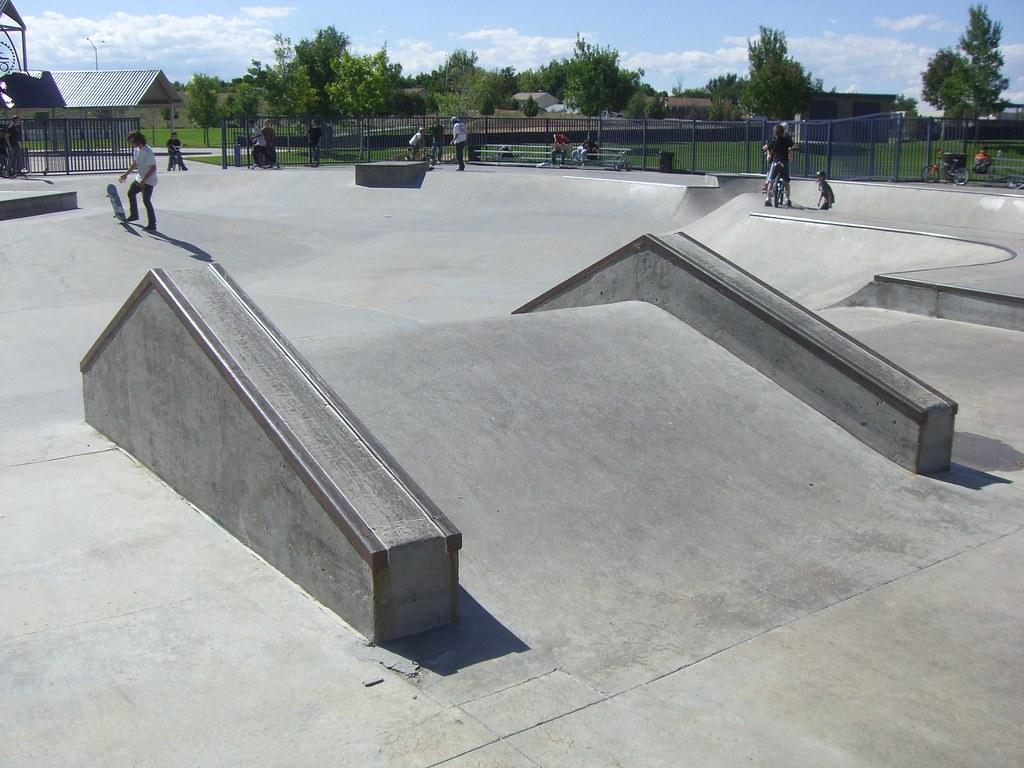 Aurora co Wheel Park
