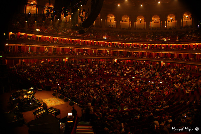 eric clapton in royal albert hall flickr photo sharing. Black Bedroom Furniture Sets. Home Design Ideas