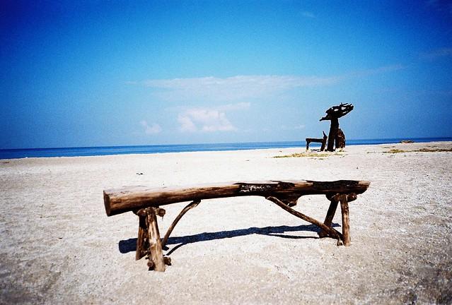 Beach Bench Flickr Photo Sharing