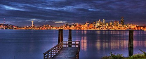 Seattle Pan HDR--Over 20k Views | by Andrew E. Larsen