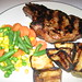 Grilled Balsamic Veal Chop