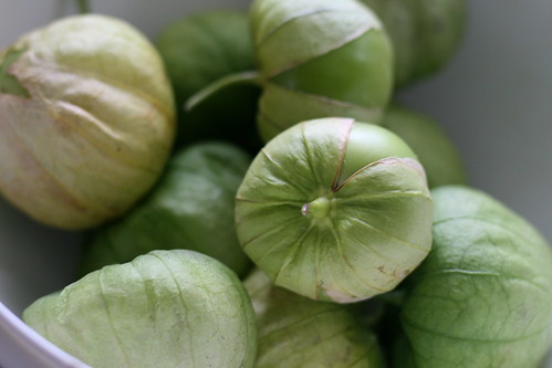 tomatillos | by rachel is coconut&lime