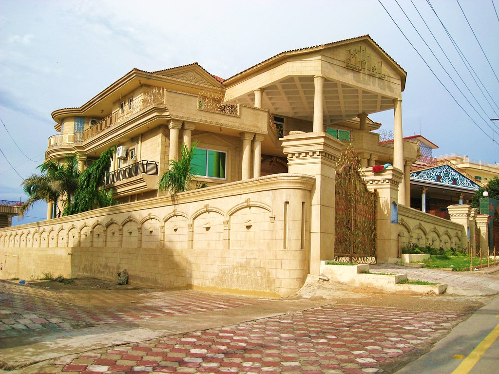 Mirpur Azad Kashmir A New House In Mirpur S Posh F 1