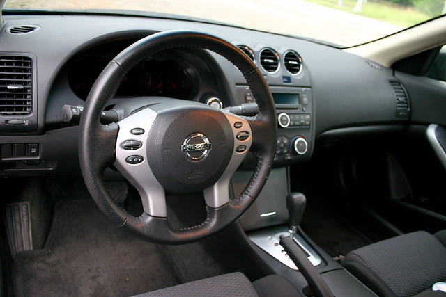 2008 nissan altima coupe interior flickr photo sharing. Black Bedroom Furniture Sets. Home Design Ideas
