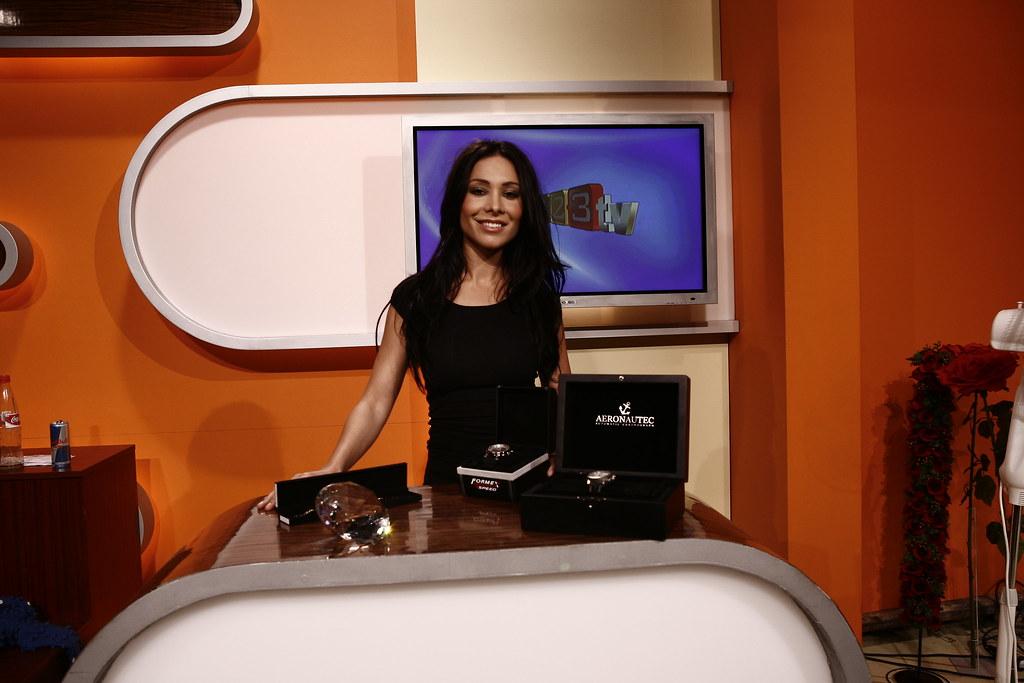 Sandra Ahrabian #2 | Moderatorin beim Interaktiven ...