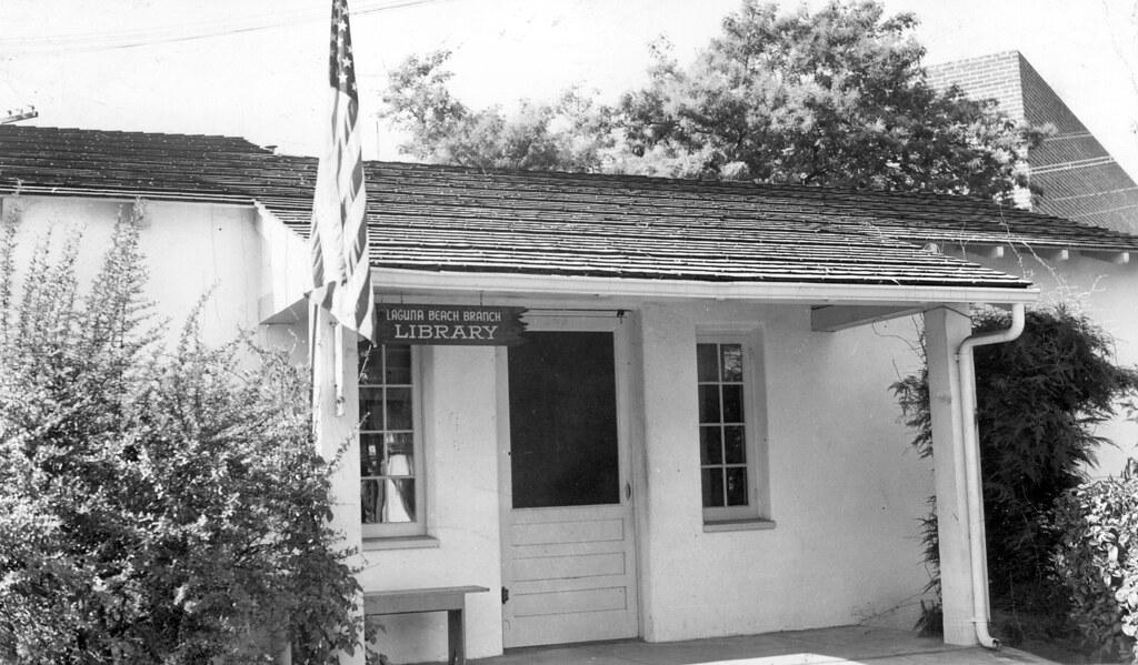 Orange County Public Library Laguna Beach