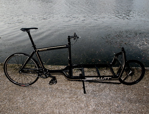 The World's First Fixie Cargo Bike | by Mikael Colville-Andersen