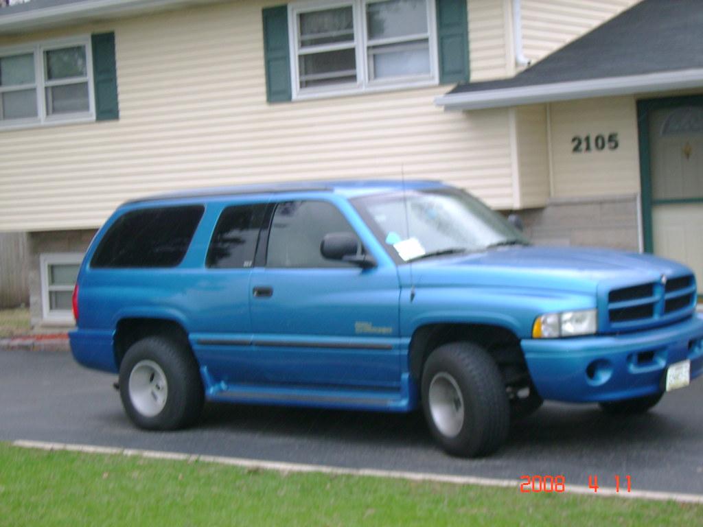 2000 Dodge Ramcharger 2000 Dodge Ramcharger Dodge Made
