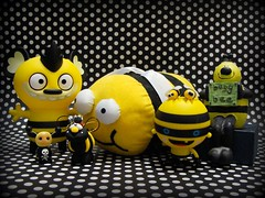 my growing bee family :) | by adrenalyn-x