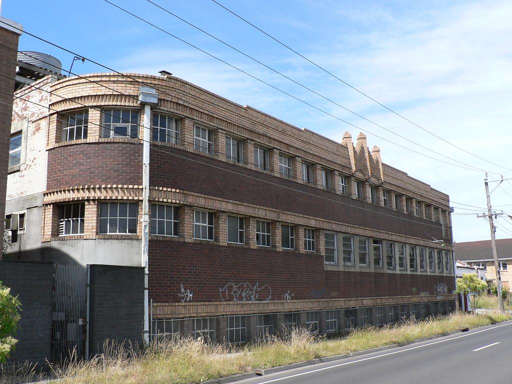 Building Factories Victoria