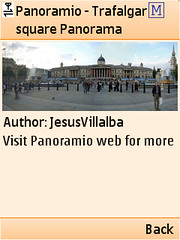 Locify - view nearby Panoramio photo
