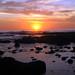 Sunset on the California Coast