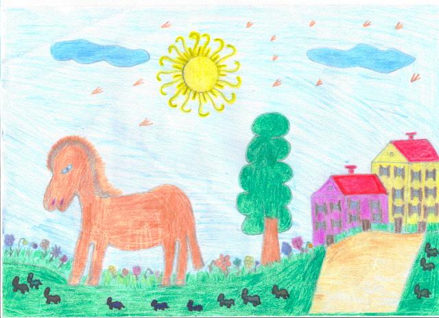 Disegni da colorare per bambini disegni da colorare per for Disegni di animali per bambini