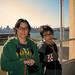 Tracey & Henry Taking the Alcatraz Audio Tour