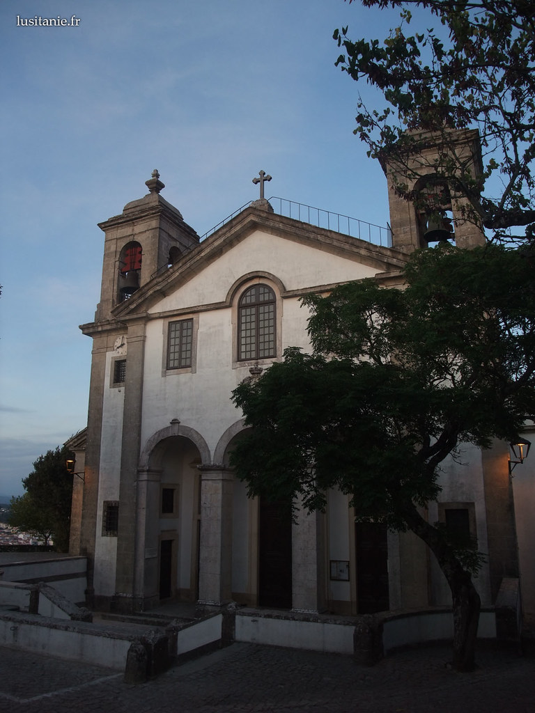 cidade velha ourem igreja