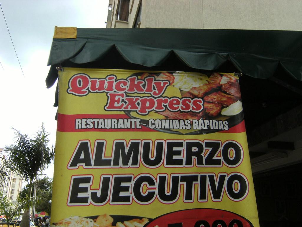 Fast Food Express Atl