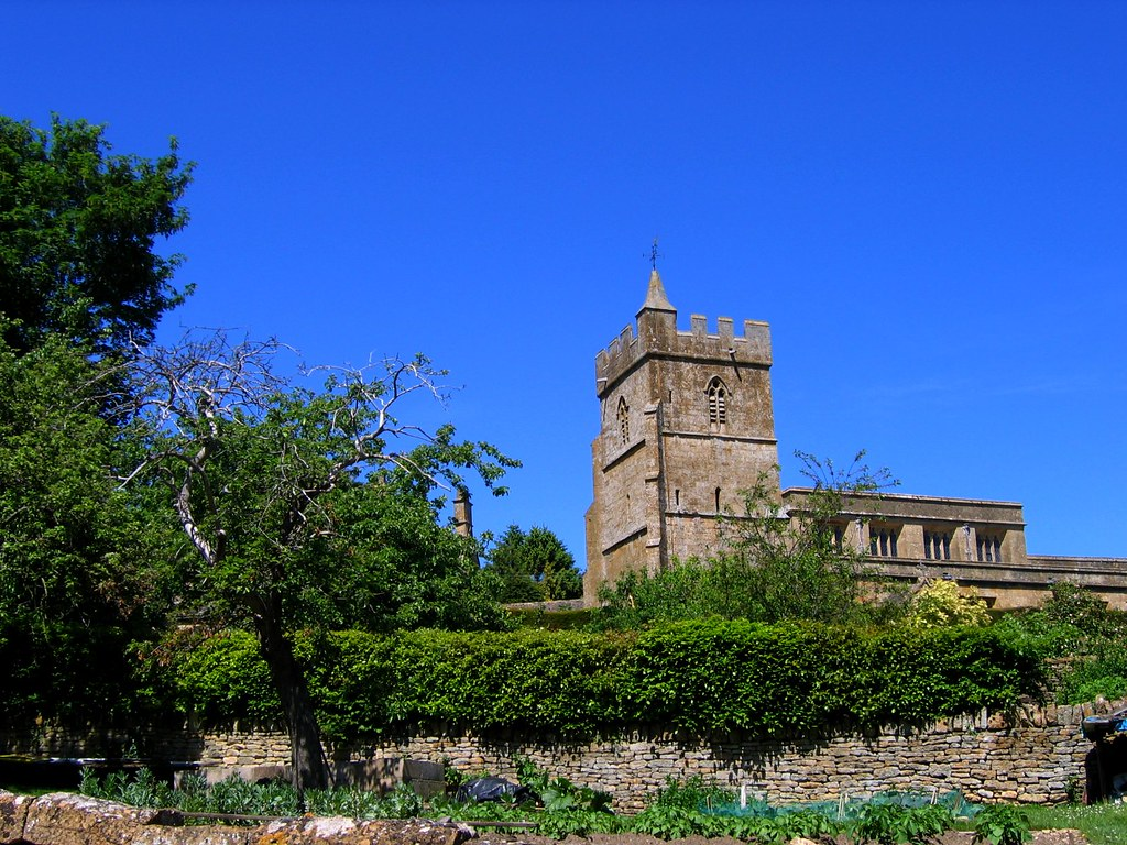 St Lawrence S Church Bourton On The Hill Cotswolds Glo