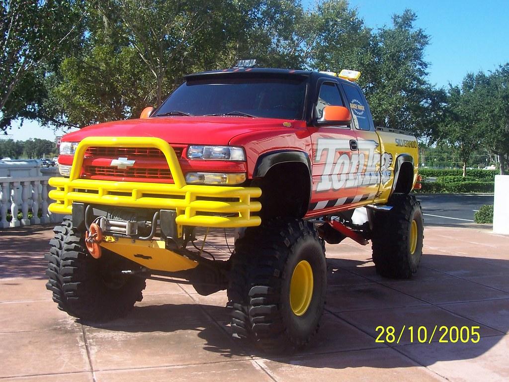 Chevrolet Tonka Truck Ricky Wright Flickr
