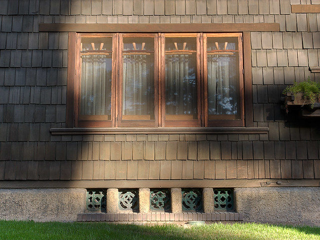 Gamble House Window Keithj Flickr