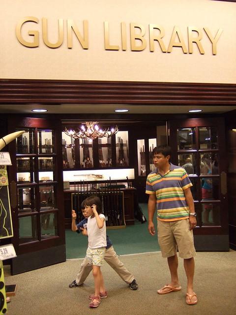 Cabela's Gun Library | Gun library. Gun library? Gun ...