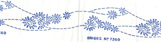 Vintage Briggs border | by pinky and boo