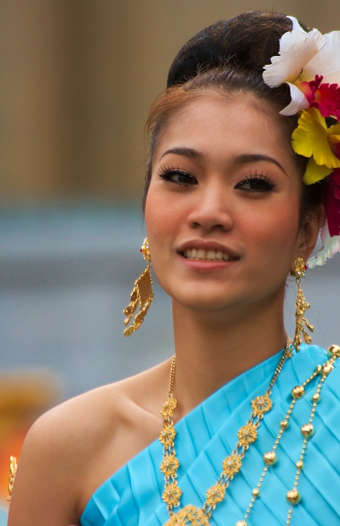 Beautiful Thai Girls Pics