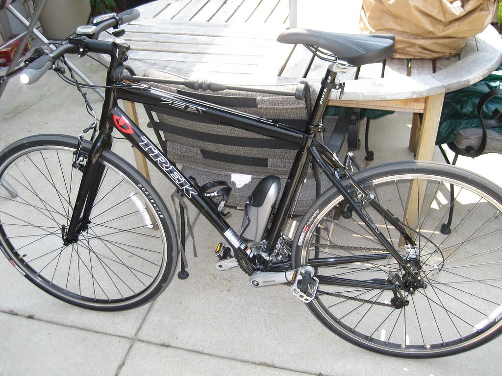 My Trek 7 3 Fx I Got This Bike A Little Over A Month Ago