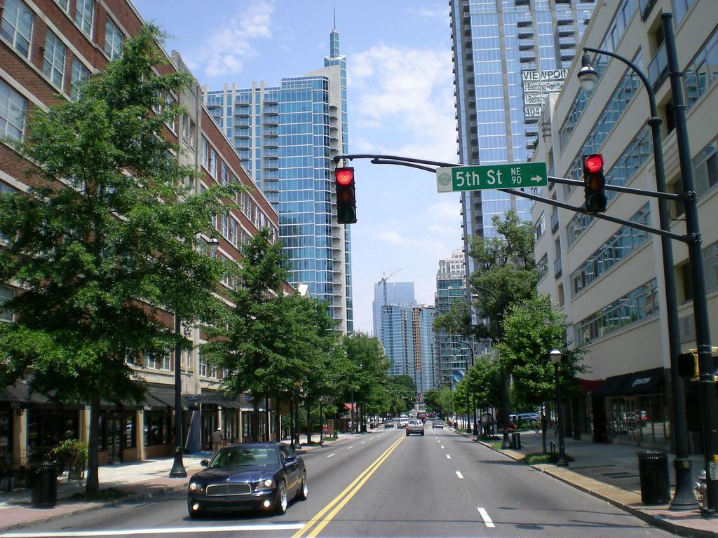 Restaurants On West Peachtree Street Atlanta
