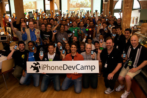 iPhoneDevCamp 2 Group Photo | by tow_adam