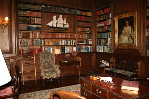 Filoli Mansion Library Flickr Photo Sharing