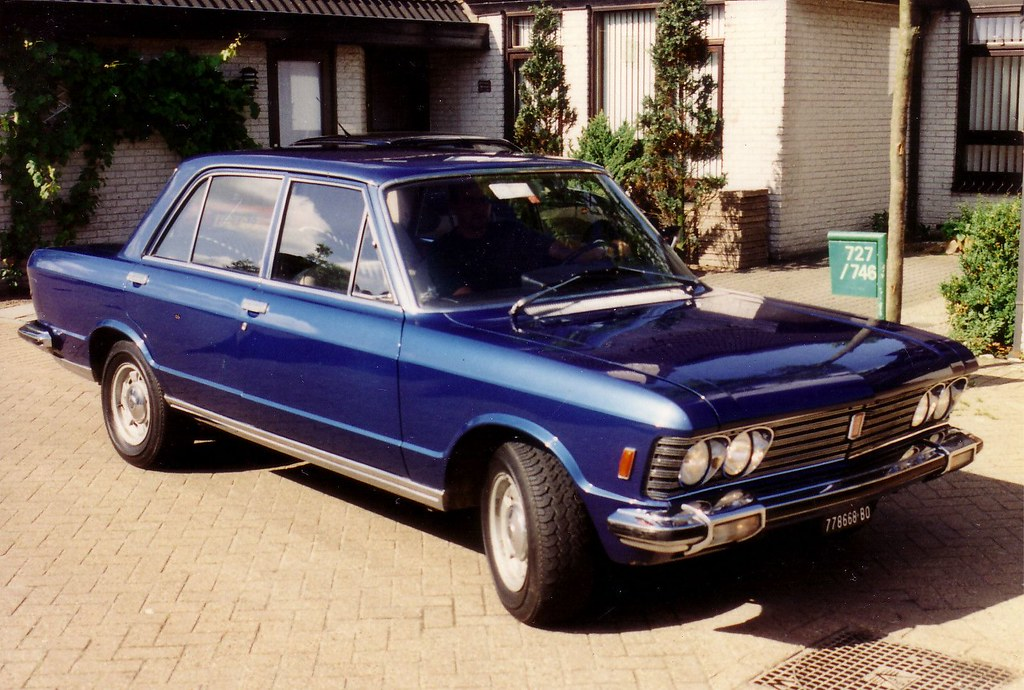 Fiat 130 Berlina 3200 Gt Vs 96 The Most Reliable 130