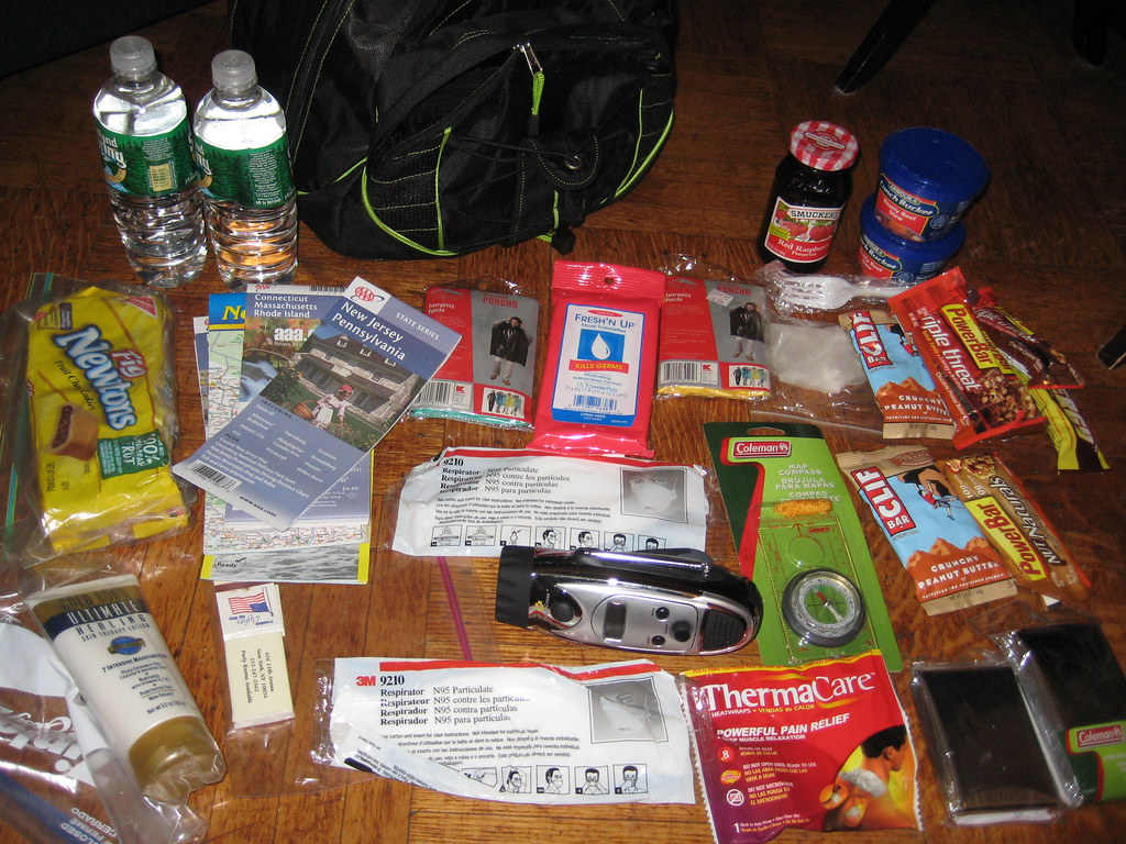Bug Out Bag Contents In Case Of Zombies Anarchy Or Financ