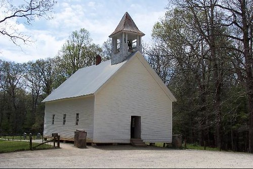 Cades Cove Primitive Baptist Church | by J. Stephen Conn