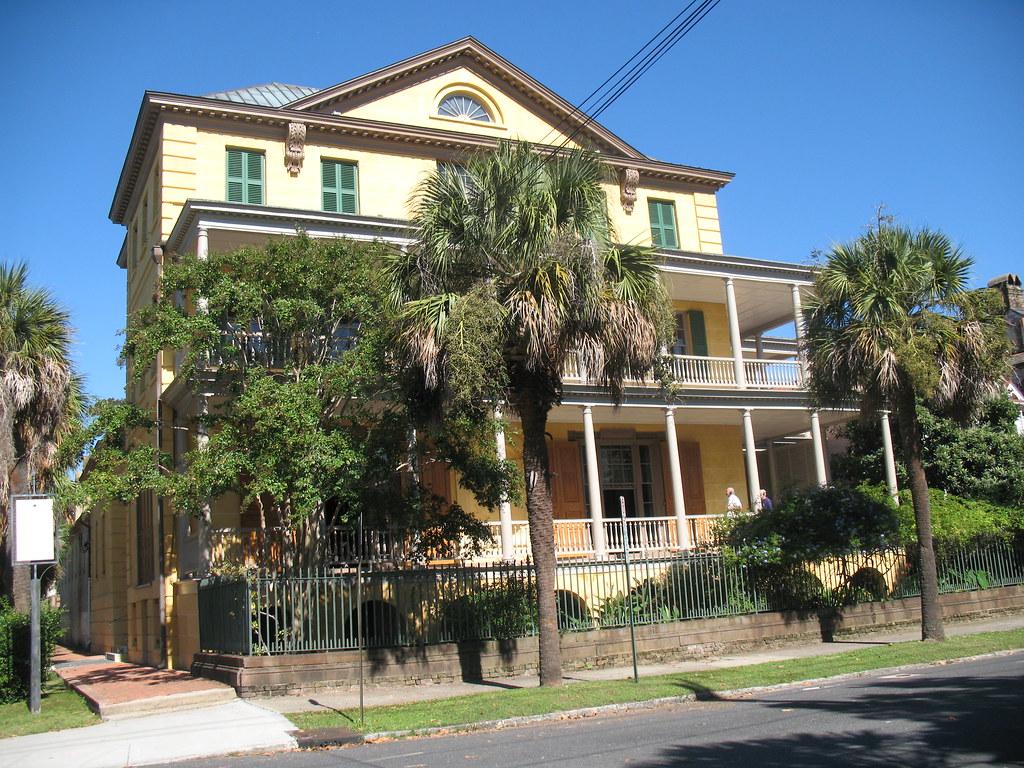 Charleston sc aiken rhett house the aiken rhett house for Aiken house